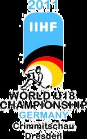 2011 IIHF World U18 Championships - Image: 2011 IIHF World U18 Championships