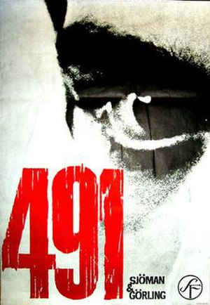 491 (film) - Theatrical release poster