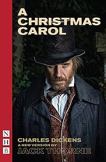 <i>A Christmas Carol</i> (2017 play) 2017 play by Jack Thorne based on Charles Dickens novella