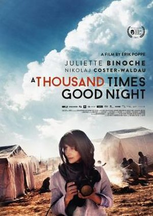 A Thousand Times Good Night - Image: A Thousand Times Good Night poster