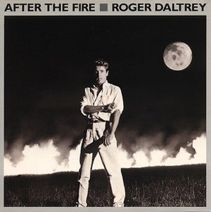 After the Fire (song) - Image: After the Fire