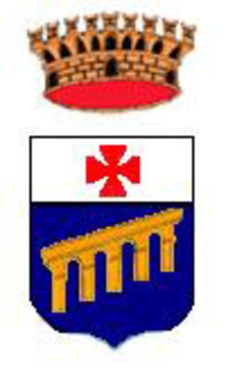 Agosta, Lazio - Image: Agosta Stemma