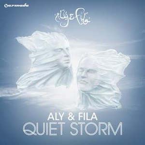 Quiet Storm (Aly & Fila album) - Image: Aly & Fila Quiet Storm cover