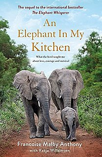 <i>An Elephant in My Kitchen</i> 2018 book