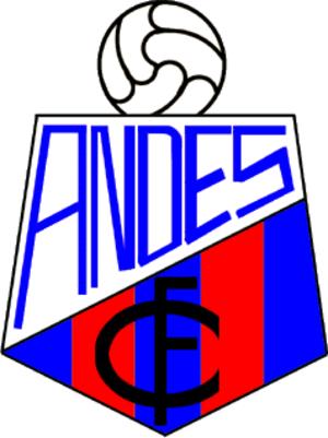 Andés CF - Image: Andés CF