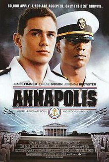 Annapolis (2006) SL YT -  James Franco, Tyrese Gibson, Jordana Brewster, Donnie Wahlberg, Roger Fan, and Chi McBride