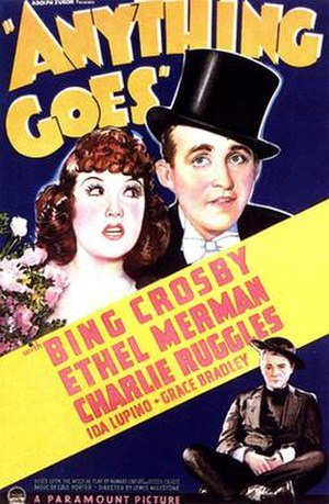 Anything Goes (1936 film) - Image: Anything 36