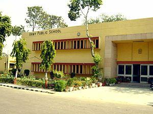 Army Public School, Dhaula Kuan - Army Public School, Dhaulakuan