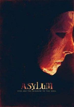 Asylum (2014 film) - Image: Asylum 2014 Movie Poster