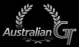 Australian GT Championship - Image: Australian GT championship logo
