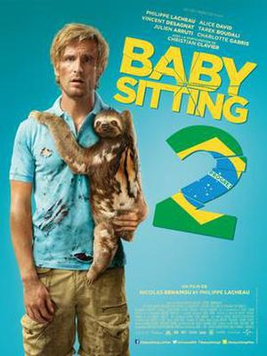 Babysitting 2 - Theatrical release poster