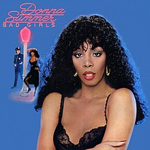 donna summer bad girls lp