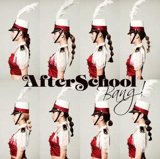 Bang! (After School song) - Image: Bang CD Only