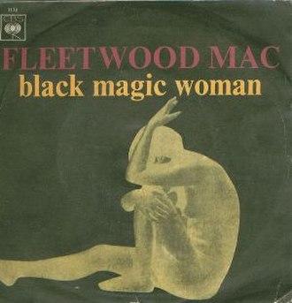 Black Magic Woman - Image: Blackmagicitaly