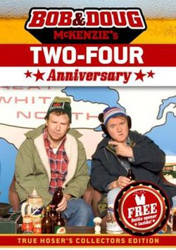 Bob And Doug Mckenzie 12 Days Of Christmas.Bob Doug Mckenzie S Two Four Anniversary Wikipedia