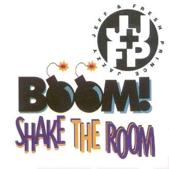 Boom! Shake the Room - Image: Boom! Shake the Room