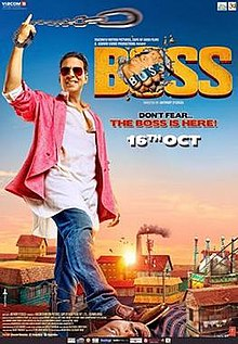 Boss (2013 Hindi film) - Wikipedia