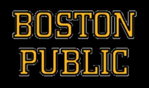 Boston Public - Image: Boston Public logo