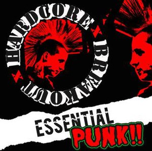 Hardcore Breakout – Essential Punk - Image: Breakoutessential