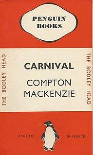 <i>Carnival</i> (Mackenzie novel)