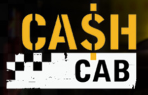 Cash Cab (U.S. game show) - Title card for both Canadian and U.S. versions