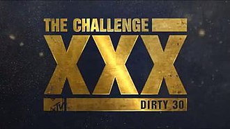 The Challenge (TV series) - Logo for the current season