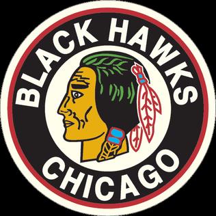 Chicago Blackhawks logo (1937-1955)