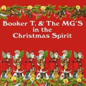 In the Christmas Spirit - Image: Christmas Spirit Booker Talbum