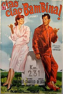 <i>Ciao, ciao bambina!</i> 1959 film by Sergio Grieco
