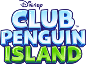 Club Penguin Island - Game logo