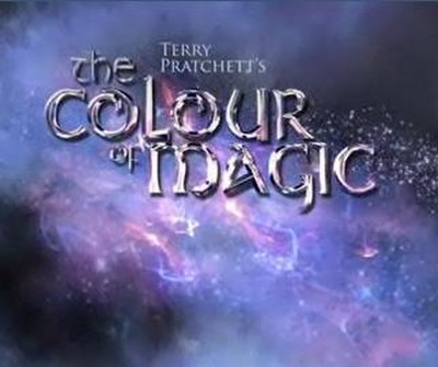 Picture of a book: The Color Of Magic