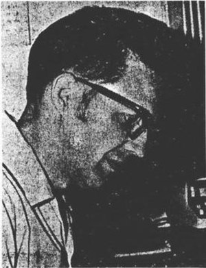Dan Adkins - Dan Adkins c.1975