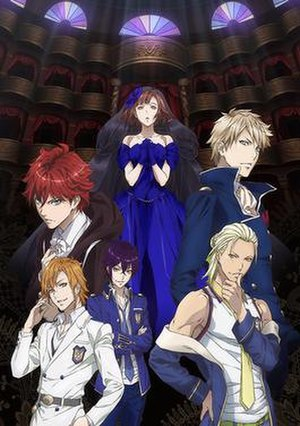 Dance with Devils - Promotional artwork for the anime series.