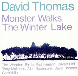 Monster Walks the Winter Lake - Image: David Thomas Monster Walks the Winter Lake