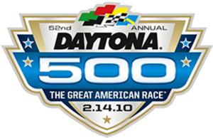 2010 Daytona 500 - Image: Daytona 500 2009