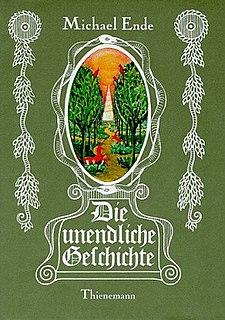 <i>The Neverending Story</i> 1979 novel by Michael Ende