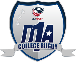 Division 1-A Rugby highest level of college rugby within the United States