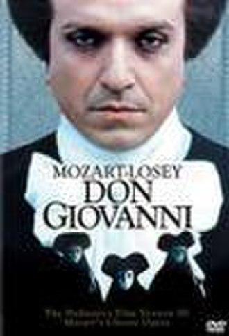 Don Giovanni (1979 film) - Image: Don Giovanni 1979 film