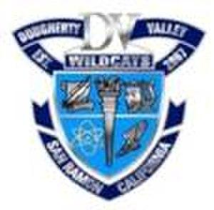 Dougherty Valley High School - Image: Dougherty Valley High School logo