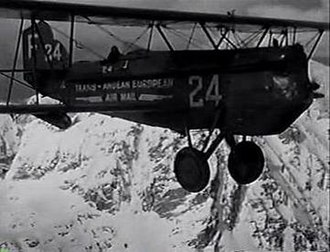 Night Flight (1933 film) - The Douglas M-4 aircraft was featured in the film.