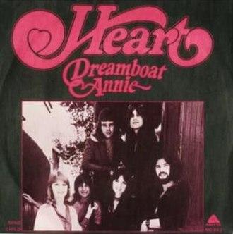 Dreamboat Annie (song) - Image: Dreamboat Annie Heartsingle