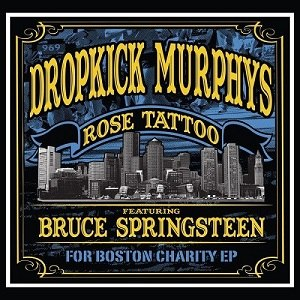 Rose Tattoo (song) - Image: Dropkick Murphys Rose Tattoo cover art
