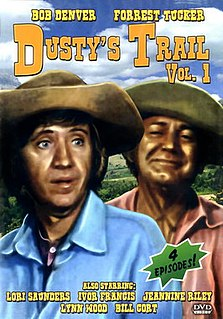<i>Dustys Trail</i> television series
