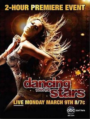 Dancing with the Stars (U.S. season 8) - Image: Dwts 8poster