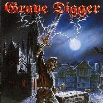 Excalibur (Grave Digger album) - Image: EEEEXCALIBUR