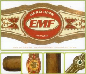Afro King - Image: EMF Afro King
