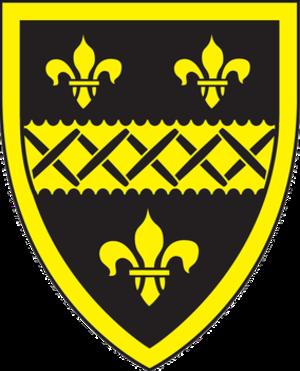 Ezra Stiles College - Coat of arms of Ezra Stiles College