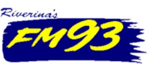 Hit93.1 Riverina - Former FM93 logo