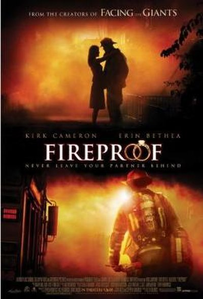 Picture of a movie: Fireproof
