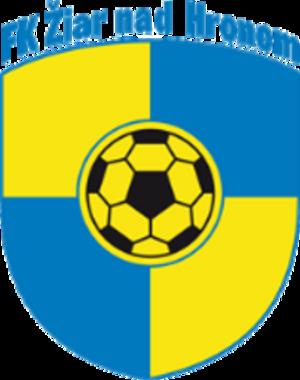 FK Žiar nad Hronom - Image: Fk ziar nad hronom
